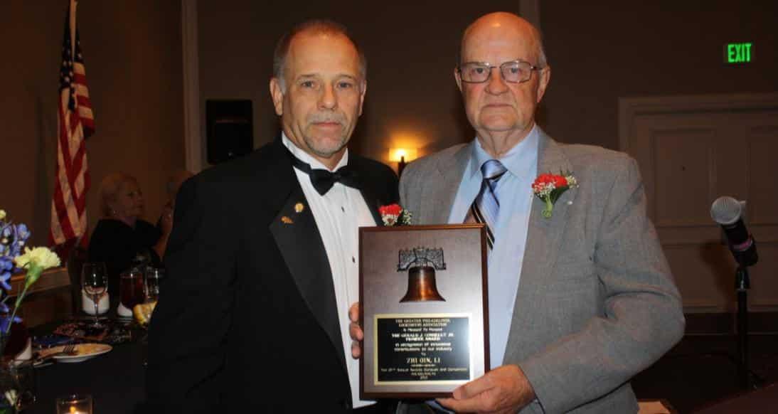 Gerald J. Connelly, Jr. Pioneer Award
