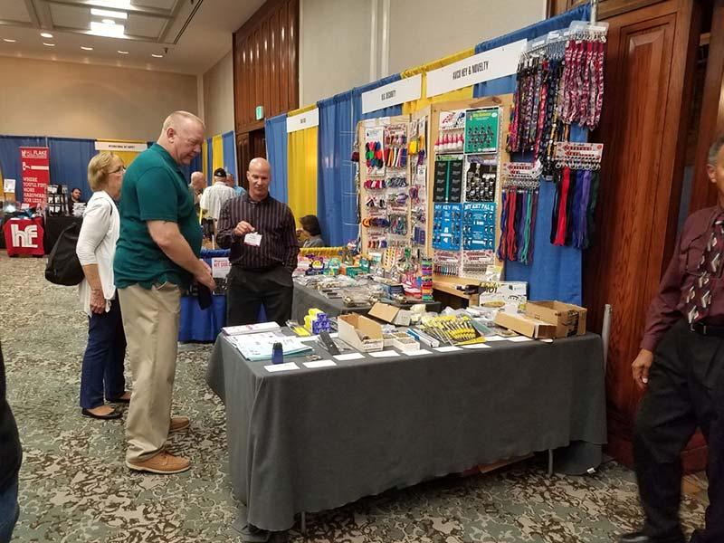 GPLA Convention vendors