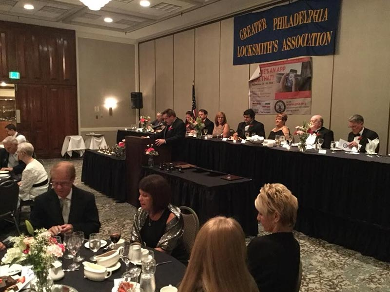 GPLA Convention Awards Banquet