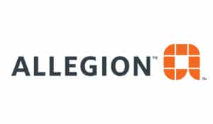 Allegion corporate logo