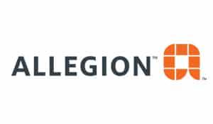 Allegion corporate logo