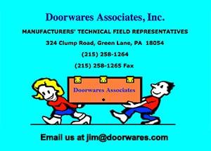 Doorwares Associates, Inc. logo